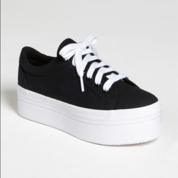 Jeffrey Campbell Platform Sneakers